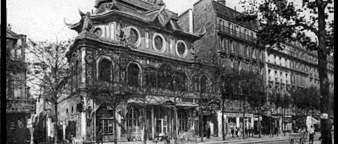 Das Bataclan um 1909